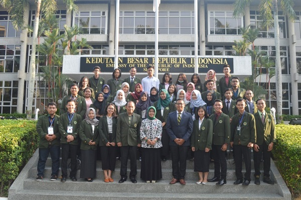 Praktek ke Luar Negeri  Kedutaan Besar Republik Indonesia - Singapura